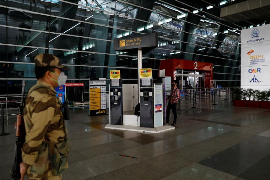 India domestic flights to resume, but Covid-19 cases rise