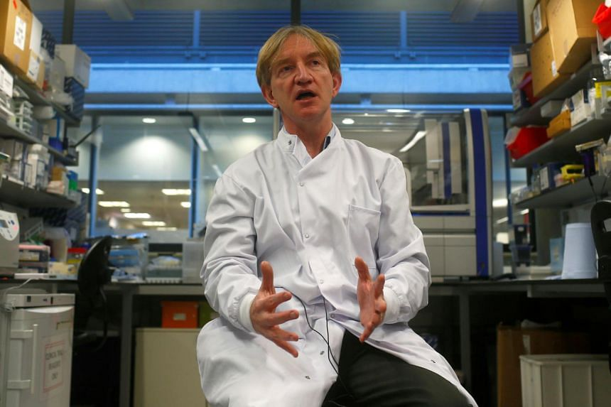 Professor Adrian Hill said that there's a 50 per cent chance of getting no result of developing an effective vaccine by September.