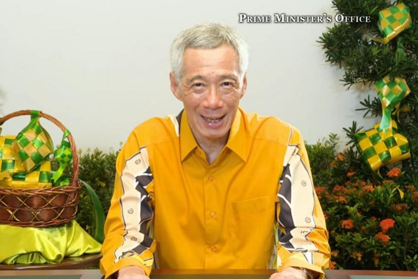 Prime Minister Lee Hsien Loong reaffirmed his friendship with the leaders and his strong support for the close cooperation between the states and peoples.