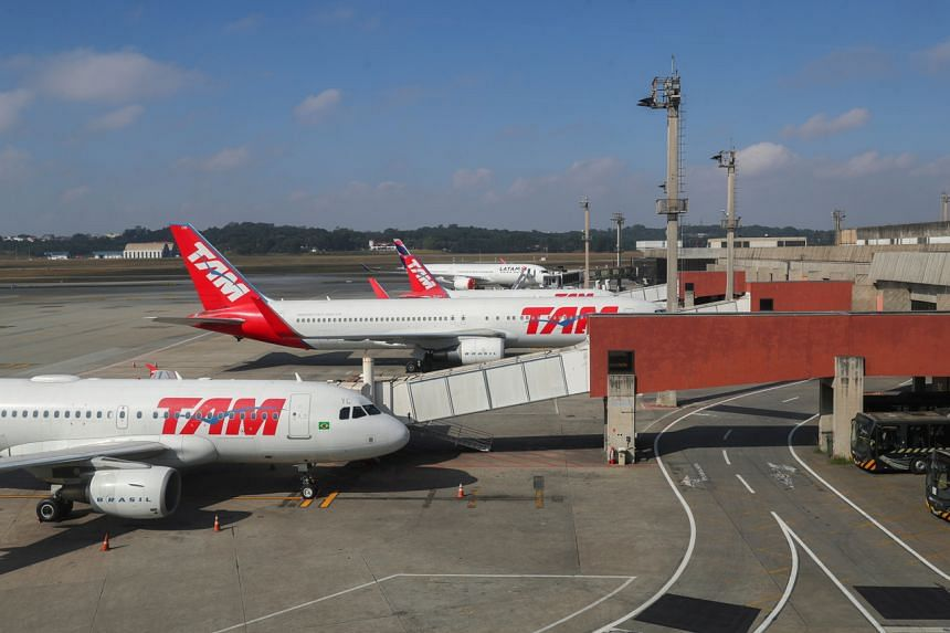 Latam Airlines files for bankruptcy amid hit from the coronavirus pandemic