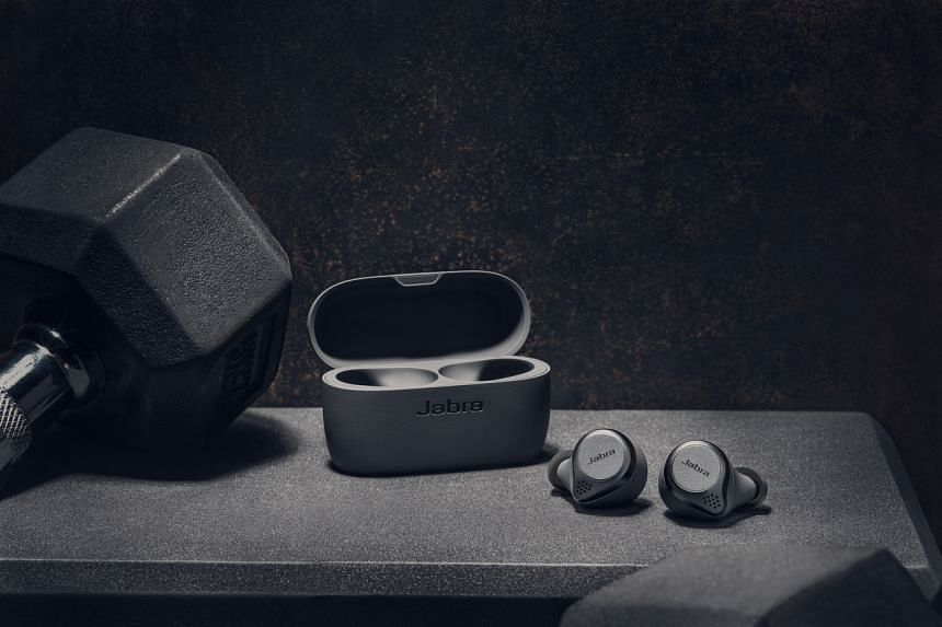 Tech Review Jabra Elite Active 75t True Wireless In Ear Headphones Are Great For Workouts Audio News Top Stories The Straits Times