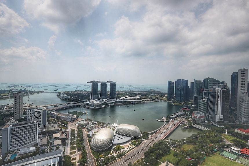 Singapore companies are expected to deliver US$14.2 billion (S$20.1 billion) in dividends this year, down 4.5 per cent from the US$14.8 billion shelled out last year, a report noted yesterday.