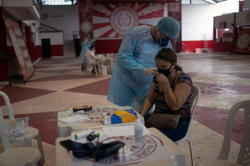 Brazil surpasses US in daily coronavirus death toll
