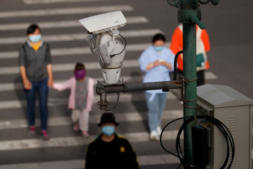 China is trying to build one of the world's most sophisticated surveillance technology networks.