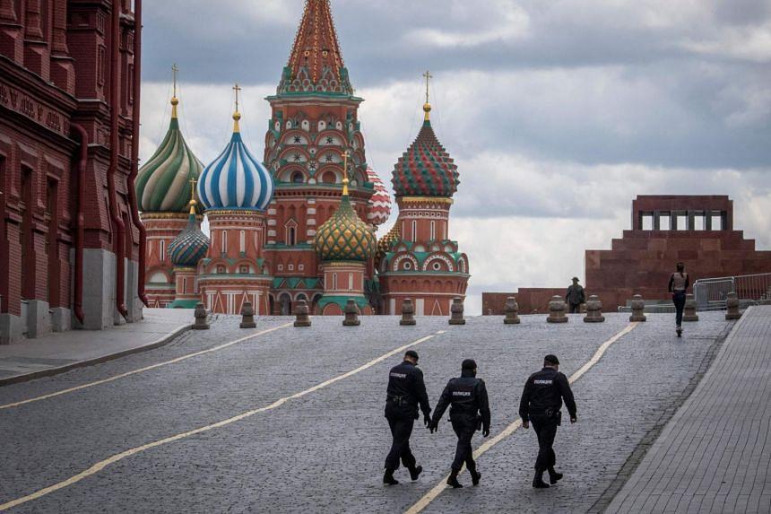 Russia past coronavirus peak, to hold WWII parade in June: Putin