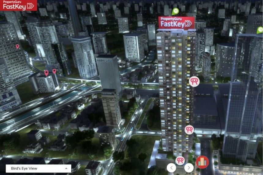 PropertyGuru said the new feature allows agents to host viewings and close deals remotely.