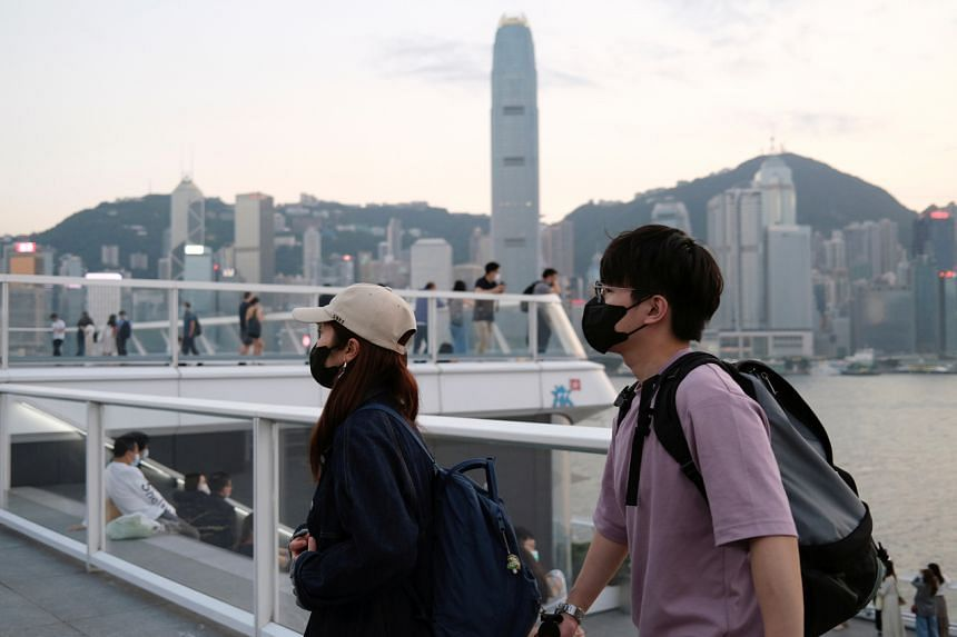 President Donald Trump would have to issue an executive order to change Hong Kong's status under US law.