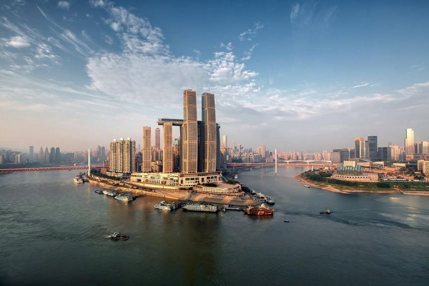 Raffles City Chongqing achieved a Leadership in Energy and Environmental Design (LEED) - Core & Shell, Gold Level Pre-Certification by the US Green Building Council.