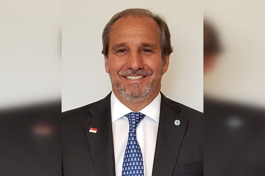 Mr Nicolas Caputo has been removed from his honorary consul-general post due to conflict of interest.