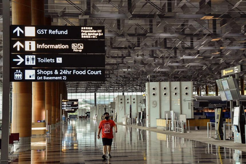 Protocols for essential travel would include testing travellers leaving and entering Singapore.