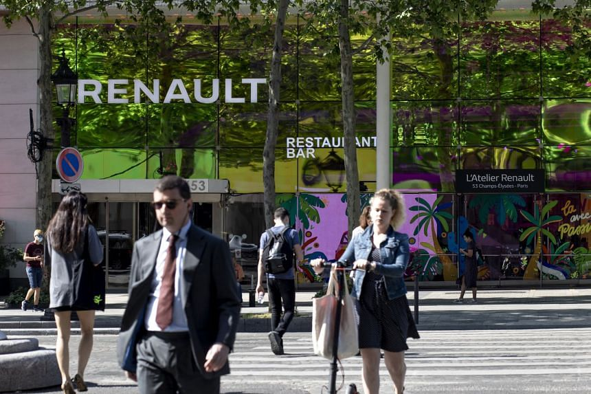 Renault poised to announce 15,000 layoffs worldwide
