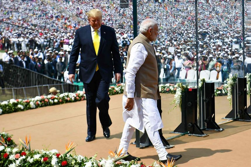 PM Modi did not converse with Trump on border standoff with China