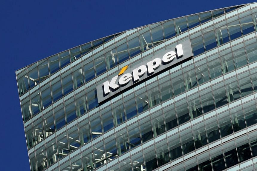 Keppel's blueprint is being launched amid Temasek Holdings' pre-conditional partial offer to gain control of the firm.