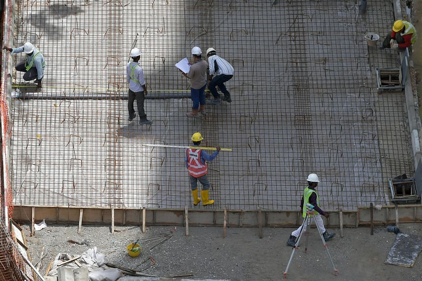 Singapore cannot cut down on foreign workers because of its small size and lack of natural resources.