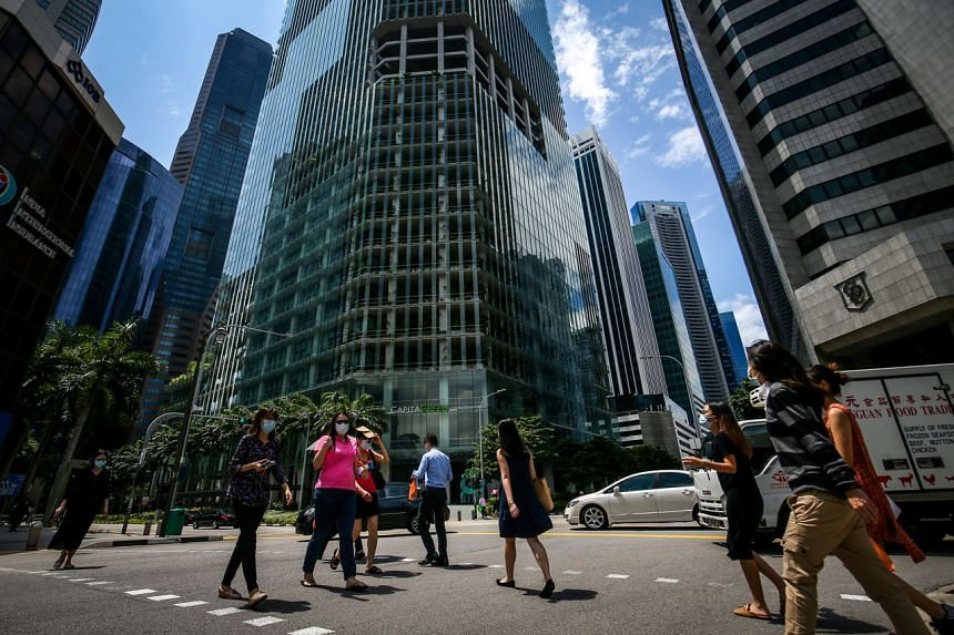 The $13 billion attracted reflects the confidence major investors and businesses have in Singapore's economy.