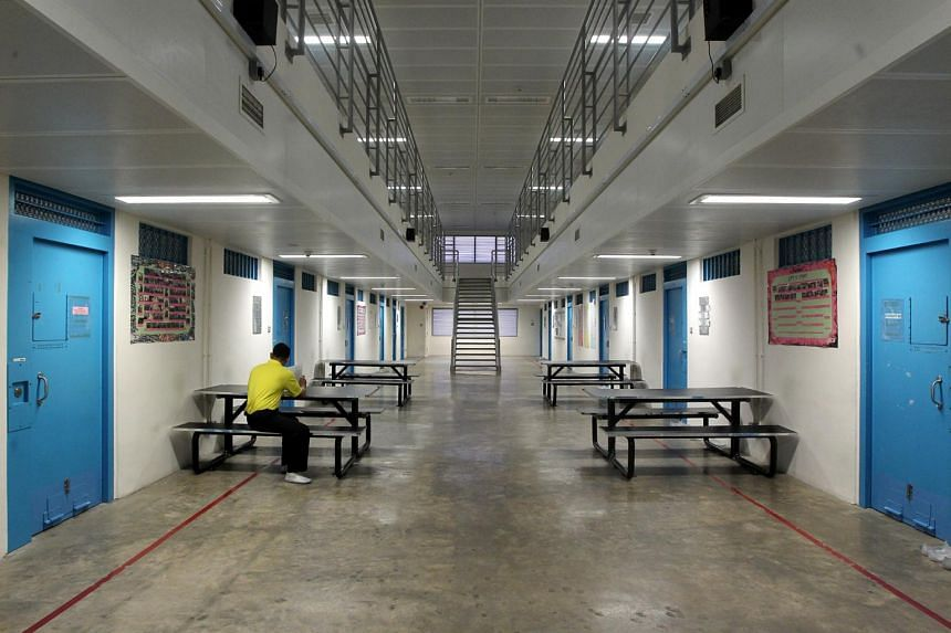 SPS said it has implemented a range of precautionary measures for both inmates and staff.