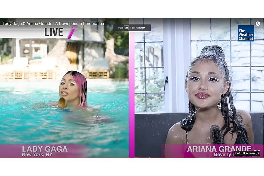 Lady Gaga, Ariana Grande prepare your summer forecast!