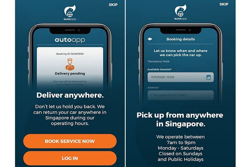 AutoApp is an app-based concierge service for car owners to have their vehicles picked up and dropped off for servicing.
