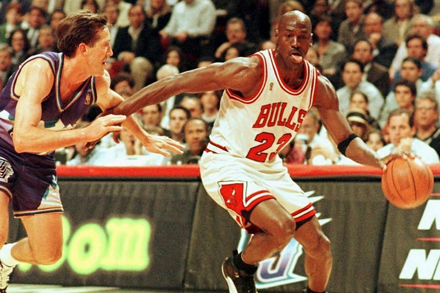 The Last Dance is based basketball legend Michael Jordan's career with the Chicago Bulls.