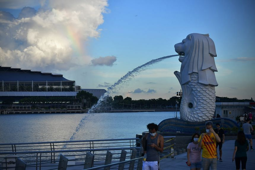 Singapore is adopting a phased approach to reopening its economy.