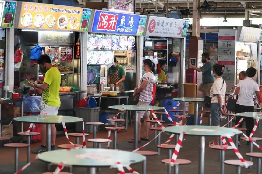 The digital ambassadors will start their efforts by covering all 112 hawker centres and wet markets this month.