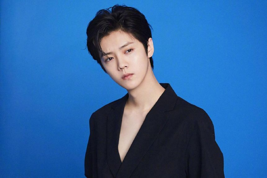 Chinese singer Lu Han released his new song Slow Motion and the accompanying music video on May 29, 2020.