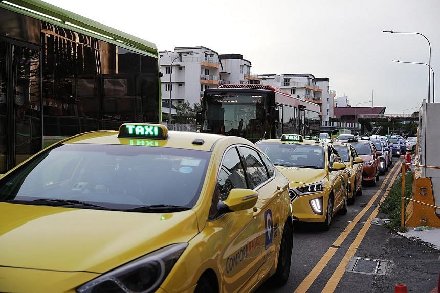 With the end of full rental waiver for ComfortDelGro cabbies, the company's rental waivers will range from $45 to $86 per day.