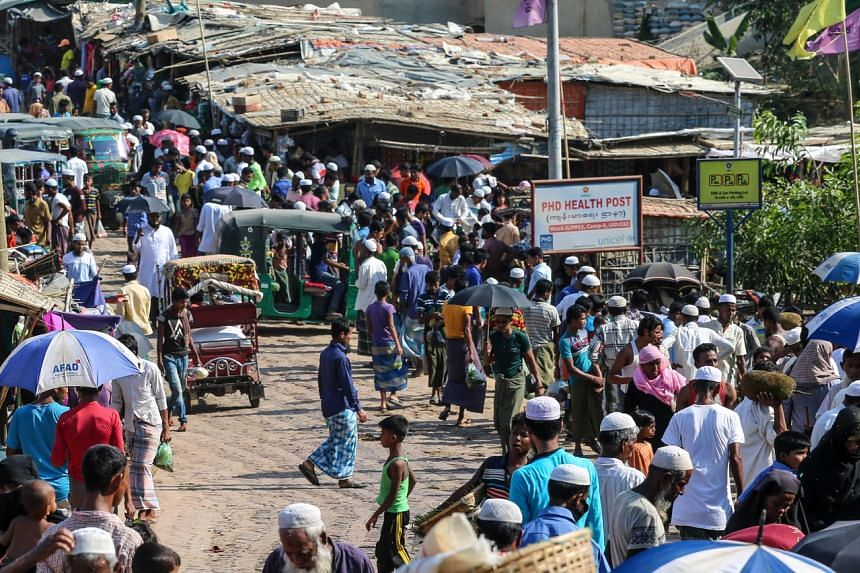 The man was among at least 29 Rohingya to have tested positive for the virus in Bangladesh camps.
