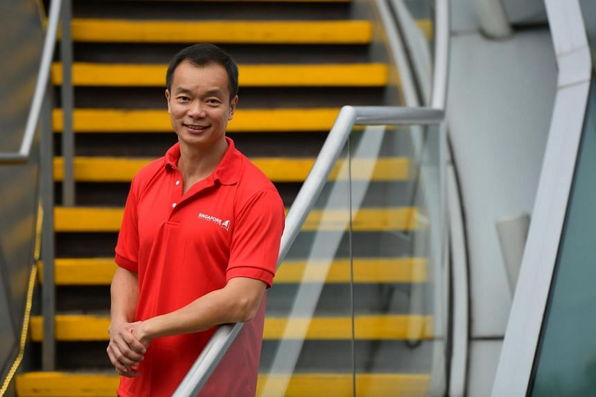 This is a first IOC appointment for Dr Ben Tan.