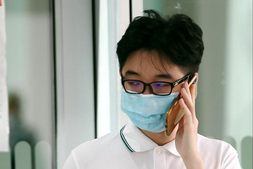 Ng Jia Sheng, 20, pleaded guilty to using criminal force on his family's domestic helper.