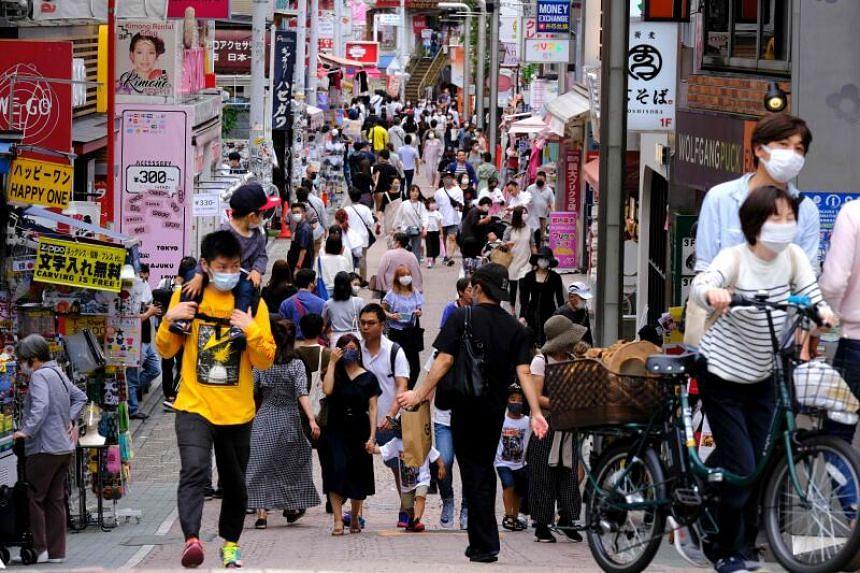 "Tokyo Governor Yuriko Koike has issued a ""Tokyo Alert""."