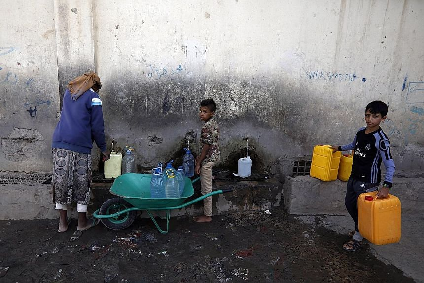Yemen pledging drive hopes to raise $3.4b to save relief operation