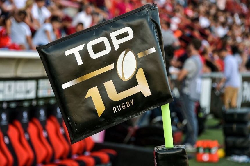 The French rugby league's board of directors had called for the abandonment of the Top 14 and Pro D2 championships.