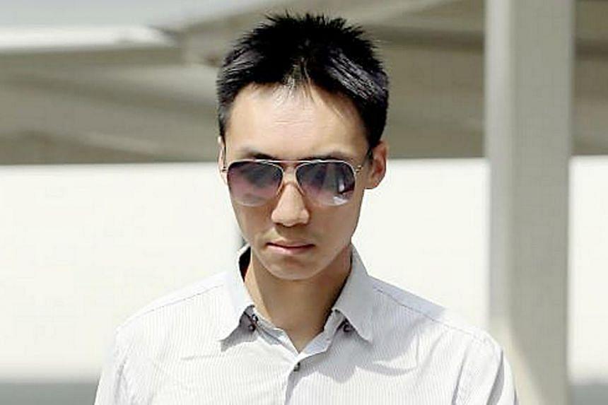 Teo Eu Gene was sentenced to 46 weeks' jail.