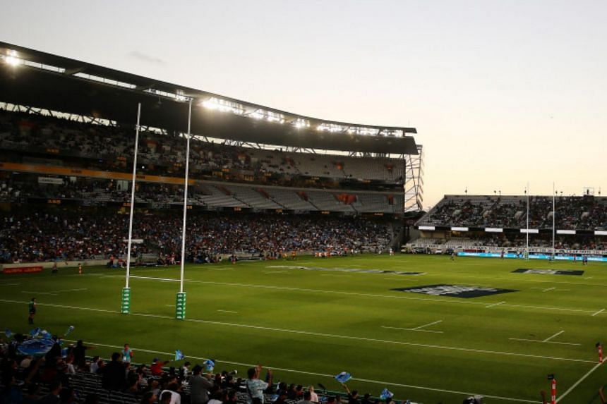 New Zealand's Super Rugby Aotearoa tournament starts on June 13.