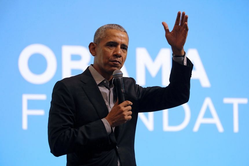 Barack Obama speaks about police brutality — George Floyd death