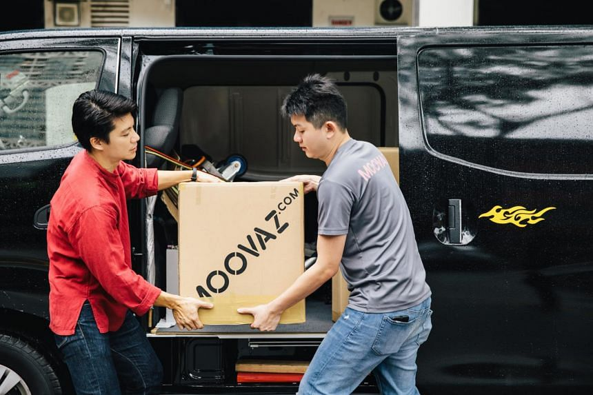 Moovaz said it aims to expand The Finder's reach to its own relocation clients and beyond.