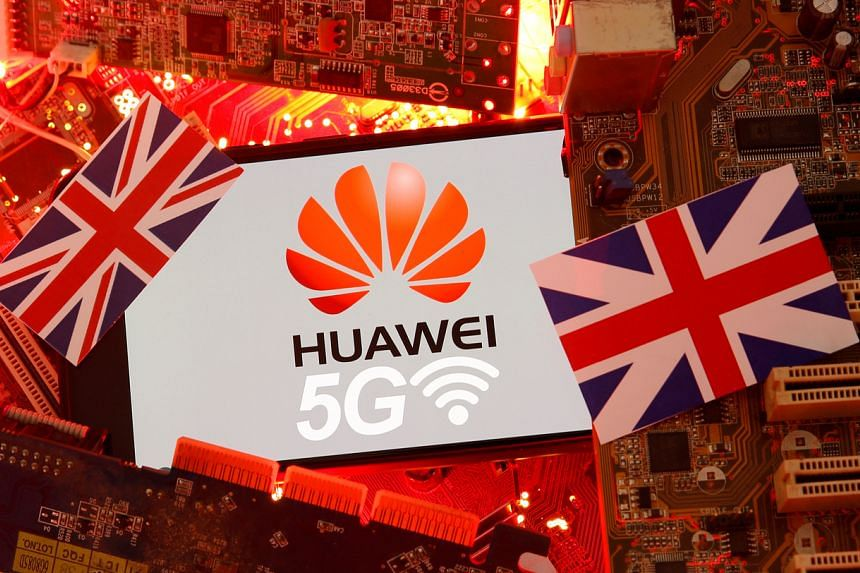 "Britain designated Huawei a ""high-risk vendor"" in January, capping its 5G involvement at 35 per cent."
