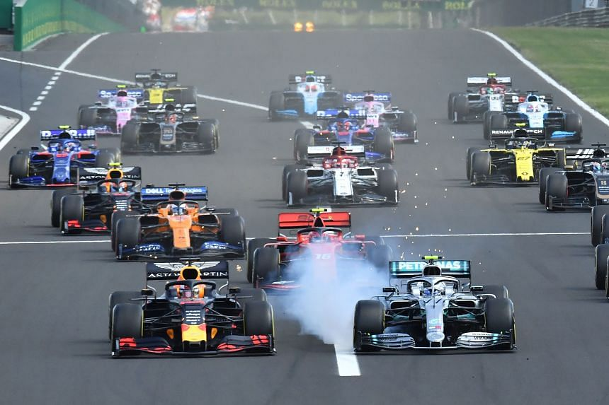 F1 announces first leg of revised 2020 race calendar