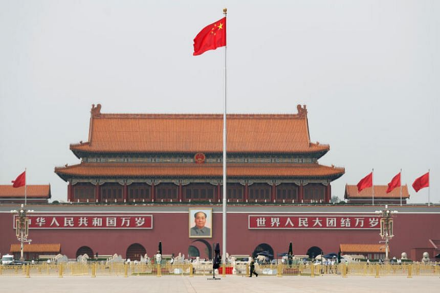 The event remains a taboo topic of discussion in mainland China.