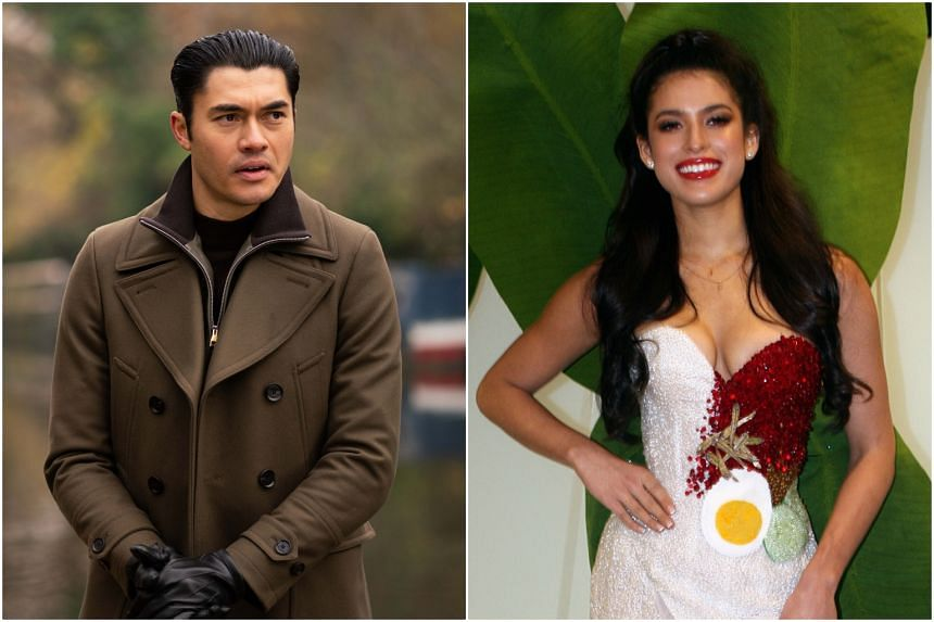 Henry Golding said he was infuriated by the remarks made by Samantha Katie James about the racial protests in the US.