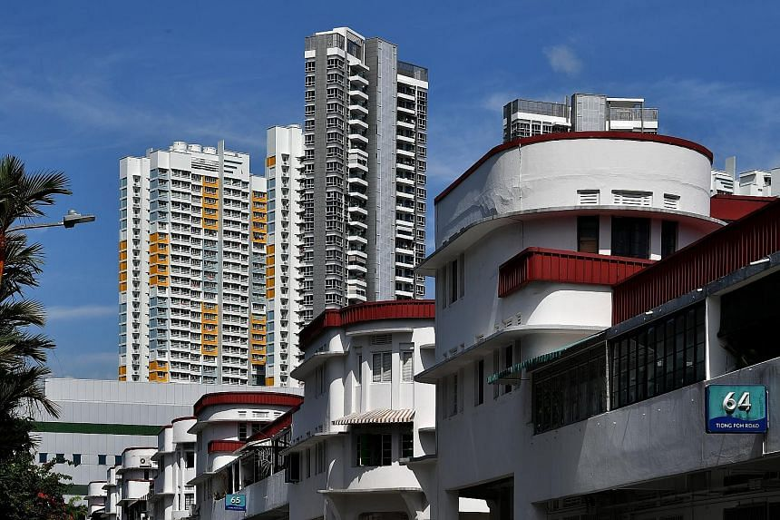 """The fall in HDB resale volume is only """"natural"""" as physical viewings could not be held during the circuit breaker and people are reluctant to buy unless they can actually see the unit, says Ms Christine Sun of OrangeTee & Tie."""