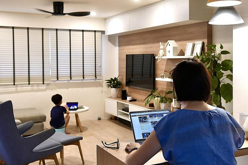 Minister of State for Manpower Zaqy Mohamad said the practice of working from home does not change an employer's responsibility for work injury compensation, and the key is to ascertain that the injury arose in the course of doing work at home and no