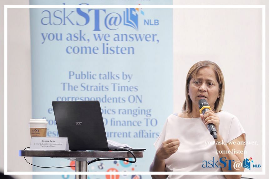 Sandra Davie hosts her guest, National University of Singapore's Professor Ho Teck Hua. They discuss post-Covid-19 pandemic job market opportunities for graduates.