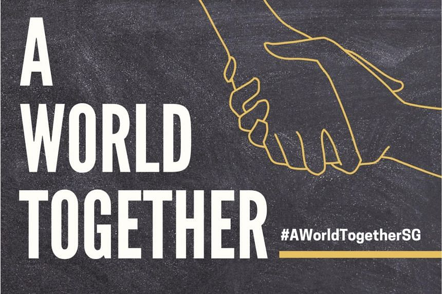 A World Together aims to raise funds for the migrant worker community.