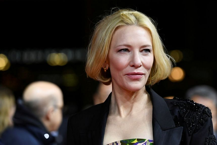 Cate Blanchett 'fine' after suffering injury in chainsaw accident