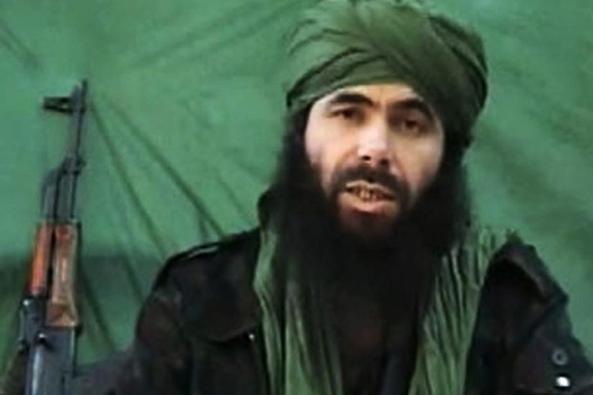 French forces kill al Qaeda's North Africa chief in Mali, ministry says
