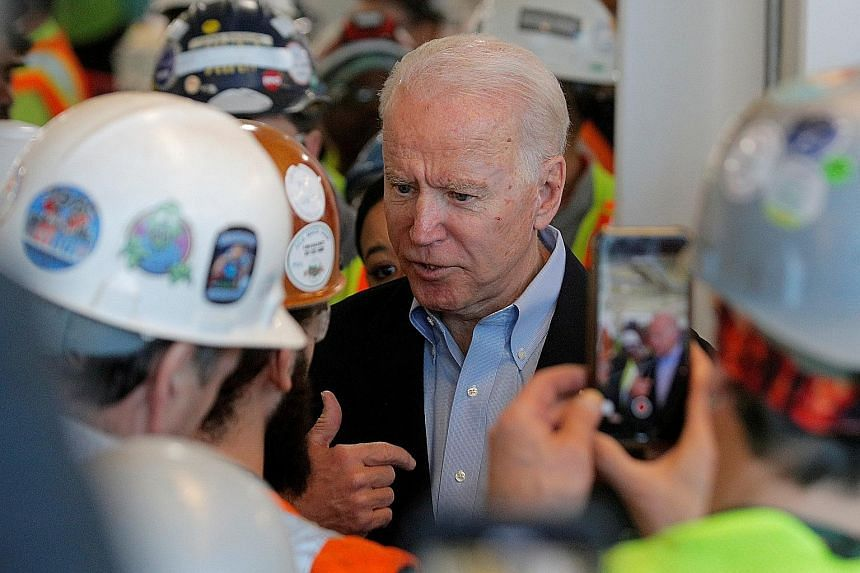 US Democratic presidential candidate Joe Biden, if elected as president, is likely to be tougher with China on human rights, say analysts.