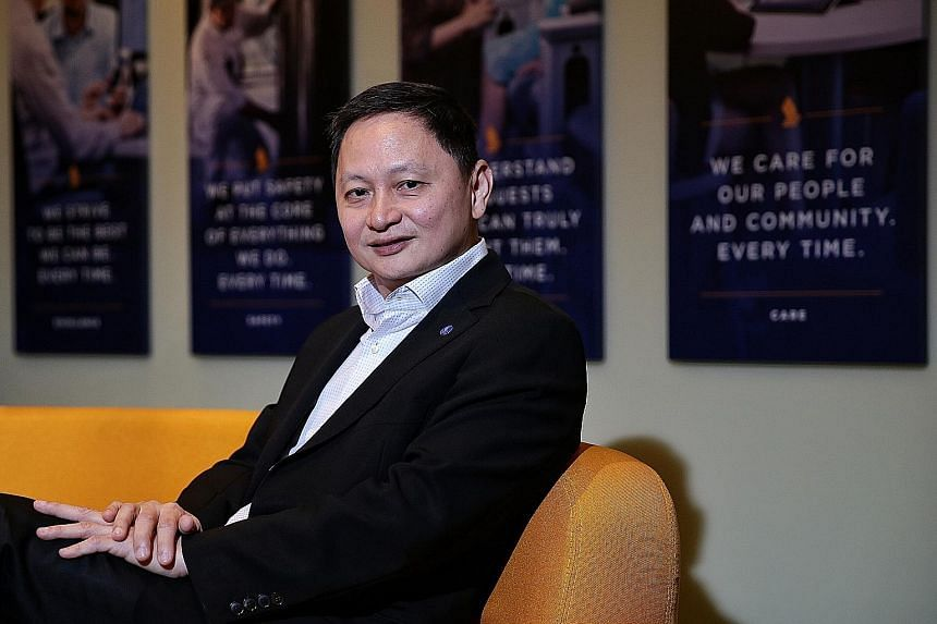 SIA must be ready to respond and move quickly when borders between countries open up, says CEO Goh Choon Phong.
