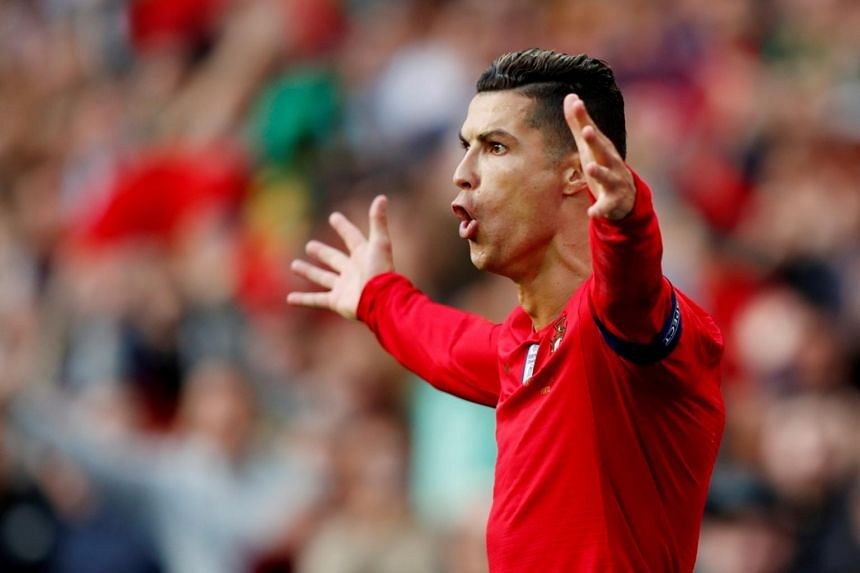 Ronaldo is expected to reach US$765 million in his playing career salary when his current contract ends in June 2022.